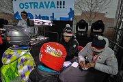 Olympijský festival v Ostravě u Ostravar Arény, únor 2018. Ilustrační foto.