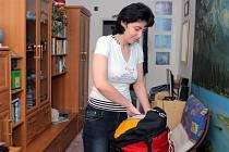 Karin Pavlosková balí na další dobrodružnou výpravu