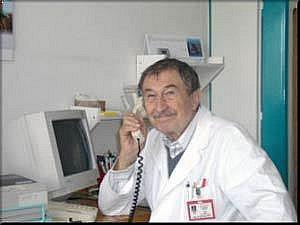 Český lékař česko-srbského původu Rajko Doleček.