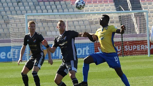 Tipsport Malta cup, ze zápasu Baník Ostrava - DAC Dunajská Streda