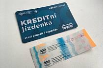 Papírové jízdenky v Ostravě k 1. lednu 2019 skončí.
