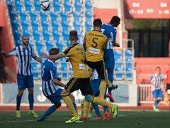 MFK Vítkovice – MFK OKD Karviná 2:2 (2:0) 3:5 na penalty.