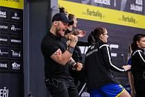 BÝVALÝ FOTBALISTA Dominik Špavelko má na starosti kondiční připravenost florbalistů a florbalistek FBC Ostrava, nebo také druholigových fotbalistů Vítkovic.