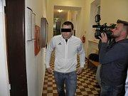 Muž obžalovaný z brutálního útoku v ostravské tramvaji, ke kterému došlo v prosinci 2017,