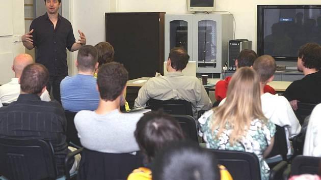 Součástí Ostravských dnů nové hudby jsou i semináře