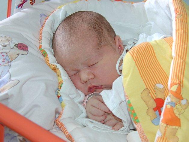 Eliška Plačková, 20. 6. 2012, 3740 g, 50 cm, Píšť