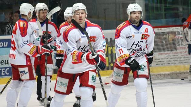 Hokejisté HC RT TORAX Poruba porazili Hodonín.