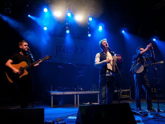Kapela The Kilkennys vystoupí v rámci Irského kulturního festivalu v Ostravě už počtvrté.