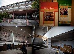 Budovy odborné školy v Kunčicích chátraly a zely prázdnotou takřka pět let.