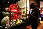 """V Ostravském muzeu začíná výstava """"Ragby. Hra síly, odvahy a bojovnosti."""""""