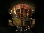 JEREMENKO. Bývalá šachta ve Vítkovicích teď slouží jako vodní jáma, odkud DIAMO čerpá důlní vody.