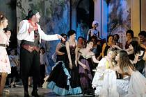 Figarova svatba na scéně Národního divadla moravskoslezského