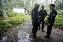 Kontroly bezdomovců v Ostravě. Důvod byl jasný - varování před nebezpečnou drogou.