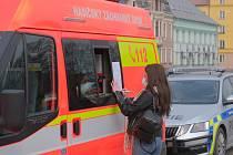 Hasiči v neděli zajistili převoz celkem 9 českých občanů, vracejících se hlavně z Bruselu a Londýna, až do jejich domovů na území Moravskoslezského kraje.