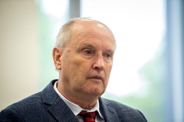 Děkanem Lékařské fakulty Ostravské univerzity doc. MUDr. Arnošt Martínek CSc.