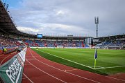 Utkání 1. kola první fotbalové ligy: FC Baník Ostrava - FC Slovan Liberec, 13. července 2019 v Ostravě.