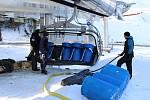Ski areál Kopřivná v Malé Morávce. Ilustrační foto.