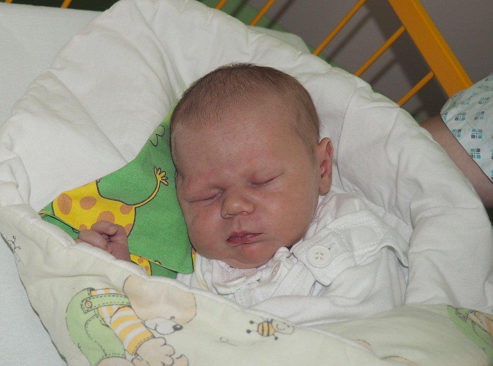 Josef Janíček, 3.9.2019 51cm 3750g, Heřmanice u Oder, Fakultní nemocnice Ostrava.