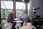 Jaromír Nohavica bude hostem prvního dílu výroční vzpomínkové talkshow na sametovou revoluci.