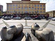 Domu kultury Akord v Ostravě-Zábřehu. Ilustrační foto.