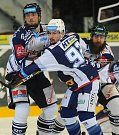 Hokejová extraliga - 4. čtvrtfinále play-off: Kometa Brno - Vítkovice