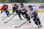 Hokejisté HC Ridera Vítkovice 30. července 2020 v Ostravě začali s přípravou na ledě.