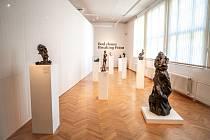 Pět v jednom, Galerie výtvarného umění v Ostravě znovuotevírá Dům umění, 14.10.2019 V Ostravě. OTTO GUTFREUND / Bod zlomu.