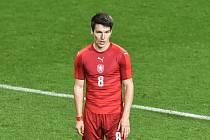 Na jaře ještě záložník Baníku Ostrava Robert Hrubý válčil za českou jednadvacítku, v úterý dostal první pozvánku do reprezentačního áčka.