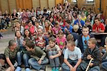 Po stopách Jana Ámose Komenského putovali žáci základní školy nesoucí jeho jméno. V úterý prezentovali výsledky svého projektu.