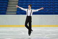 ISU Junior Grand Prix 2013. Jan Kurnik