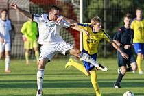 SK Šenov - FC Bílovec 1:6 (1:2)