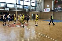 Basketbal extraliga juniorů- BK Snakes Ostrava