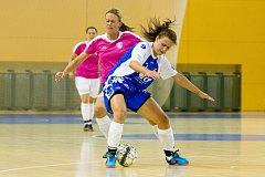 Futsal turnaj MČR žen Ostrava x Interobal Plzeň