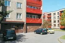 Sídliště Muglinov ve Slezské Ostravě