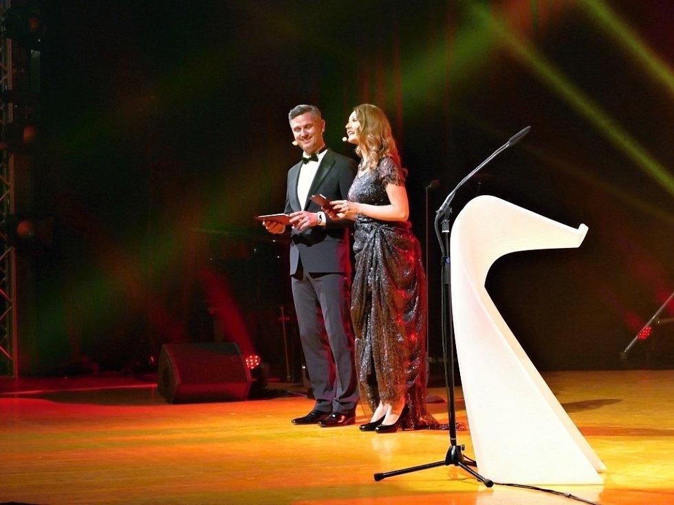Ocenění špičkových umělců cenou Jantar.