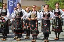 Festival Folklor bez hranic. Ilustrační foto