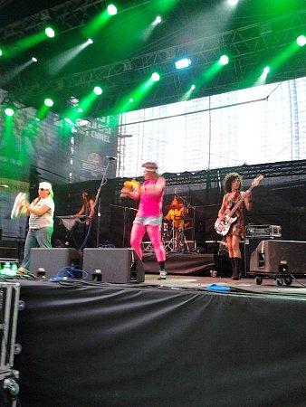 Agrofert Fresh stage - Kumbia Queers
