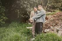 Muž z Opavy ukazuje mexickému kriminalistovi místo, kde ukryl tělo své manželky.