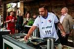 Garden Food Festival v DOV, na snímku Radek Kašpárek