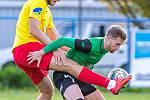Utkání 16. kola Fortuna MSFL: FC ODRA Petřkovice – SK HS Kroměříž, 16. listopadu 2019 v Ostravě.