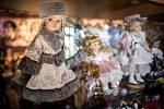 Přes pět stovek porcelánových panenek manželů Klapuchových má svůj vlastní dům v Dobroslavicích na Hlučínsku.