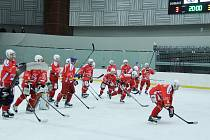 Hokejisté HC RT TORAX Poruba se ve čtvrtfinále play-off 2. ligy utkají s Hodonínem nebo Novým Jičínem.