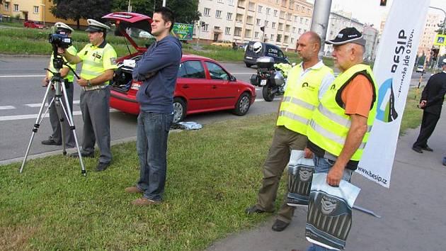 Preventivní dopravní akce BESIP