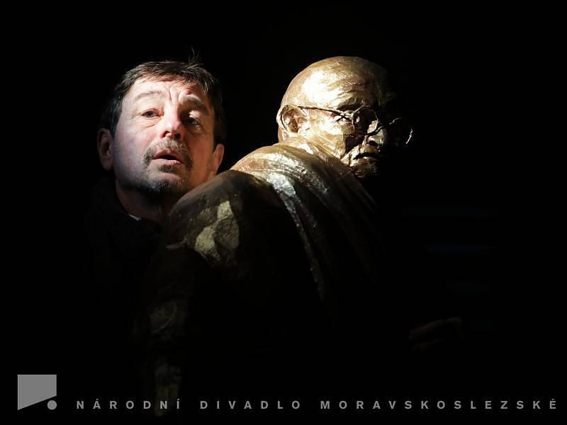 Tomáš Jirman na snímcích z archivu Národního divadla moravskoslezského.