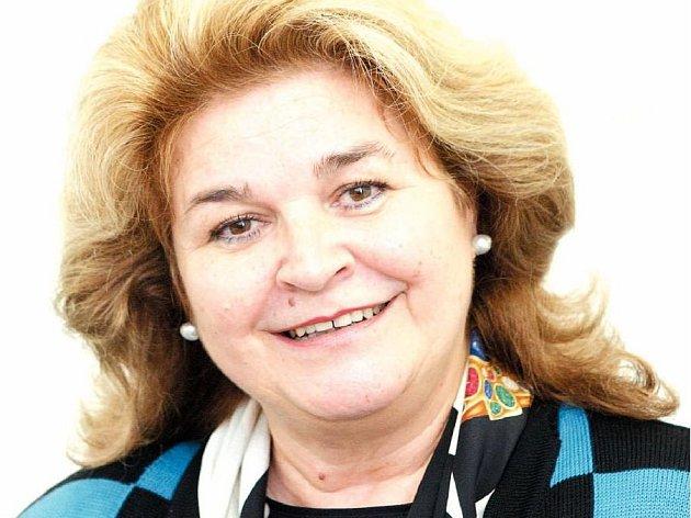 Gabriela Beňačková, prezidentka Mezinárodního hudebního festivalu Janáčkův máj a světově proslulá sopranistka.