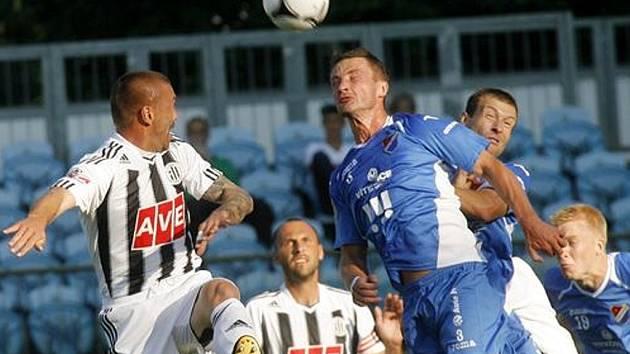 Fotbalová Gambrinus liga pokračovala zápasem Dynamo-Baník Ostrava, Řepka a Mach.