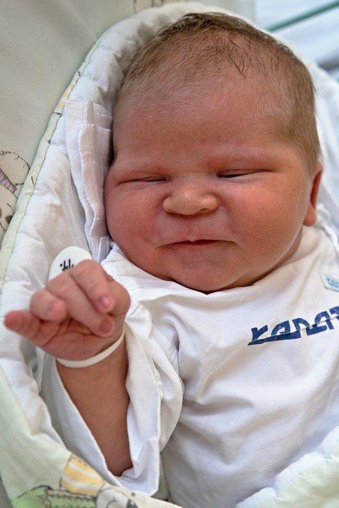 Matěj Wilczek, Karviná, narozen 7. června 2021 v Karviné.