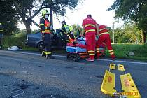 Jedna z nehod, při které bylo zraněno více lidí, se stala počátkem srpna v katastru obce Český Těšín, městské části Horní Žukov. Při střetu dvou vozidel utrpěli zranění tři lidé.