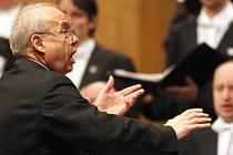 Z koncertu Pěveckého sdružení moravských učitelů a Janáčkovy filharmonie Ostrava