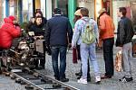 Natáčení scén filmu Yuma z polsko-německého pohraničí v centru Ostravy